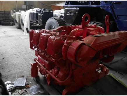 Двигатель Mb Mtu 6V870 EA500